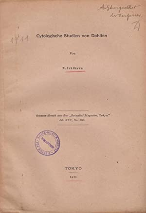 Cytologische Studien von Dahlien: Ishikawa, C.