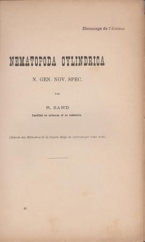 Nematopoda Cylindrica: Sand, Rene