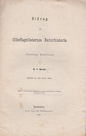 Bidrag til Cilioflagellaternes Naturhistorie: Bergh, R.S.