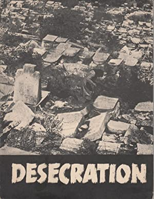 Desecration: Ministry for Foreign Affairs, Information Division