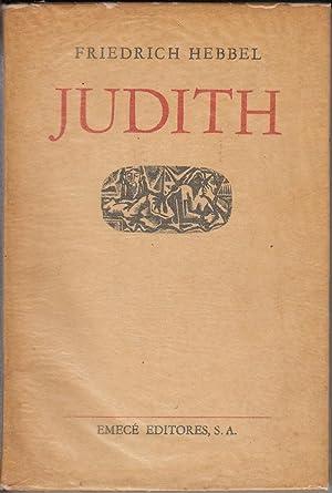 Judith: Hebbel, Friedrich