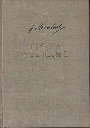 Pisma Wybrane: Marchlewski, Julian