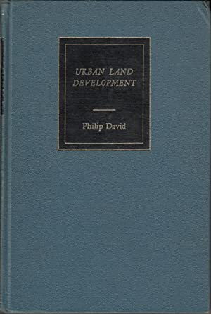 Urban Land Development: David, Philip