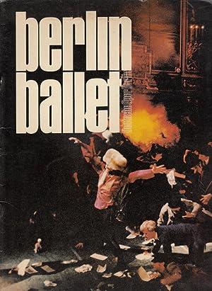 Berlin Ballet: Ballett Der Deutschen Oper Berlin: Assocation, Metropolitan Opera