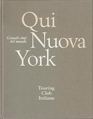 Qui Nuova York: Orlando, Ruggero; Tamburi, Orfeo; Rotkin, Charles; Scarpa, Aldo