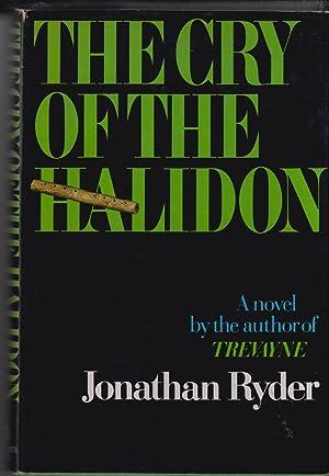 The Cry of the Halidon: Ryder, Robert Ludlum as Jonathan