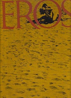 Eros , Summer 1962 Volume One Number Two: Ginzburg, Ralph editor Ray Bradbury contributes