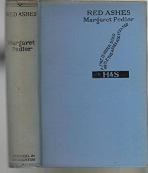 Red Ashes: Pedler, Margaret