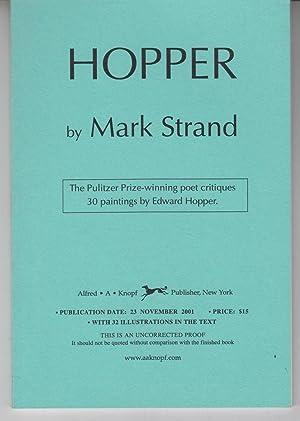 Hopper: Strand, Mark