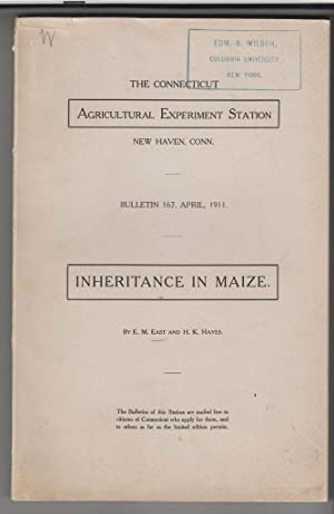 Inheritance in Maize: East, E. M.; Hayes, H. K.