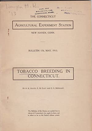 Tobacco Breeding in Connecticut