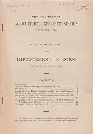 Improvement in Corn