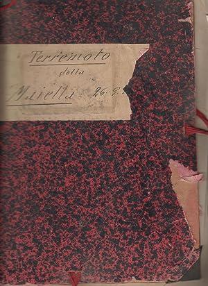Archive of 1933 Maiella Earthquake Tocco, Abruzzo