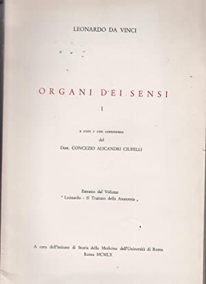 Organi Dei Sensi, Vol. I and II