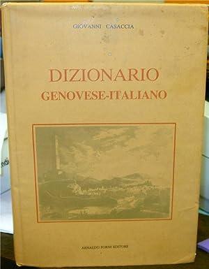 Dizionario Genovese-Italiano: Casaccia, Giovanni