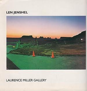 Len Jenshel Desert Places: Jenshel, Len