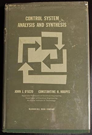 Feedback Control System Analysis And Synthesis: D'AZZO, John