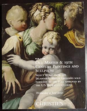 Old Master & 19th Century Paintings and: Christie's