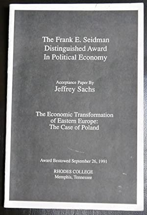 The economic transformation of eastern Europe: The: Sachs, Jeffrey