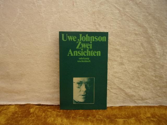 Zwei Ansichten.: Johnson, Uwe