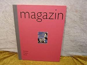 Magazin II - Tinzenhorn: Periodikum des Kirchner: Scotti, Roland