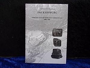 Die Karnburg. Forschungen zu Kärntens Königspfalz. 2006-2010.: Dolenz, H.; Baur,