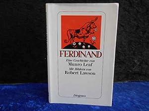 Ferdinand. Eine Geschichte von Munro Leaf. Mit: Leaf, Munro; Lawson,