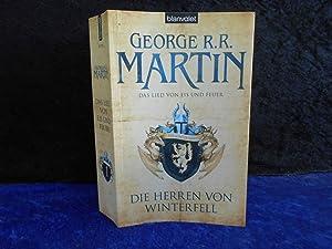 Das Lied von Eis und Feuer 01: Martin, George R.R.