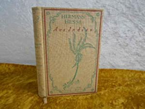 Aus Indien.: Hermann Hesse