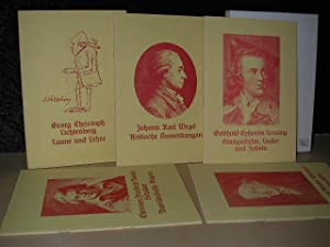 Klassiker im Kontainer 1, fünf (5) Hefte: Edition Moderne (Herausgeber)