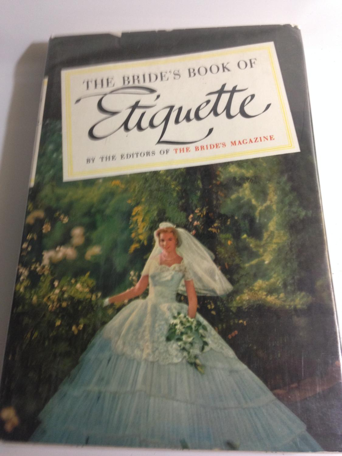 The Brides Book of Etiquette