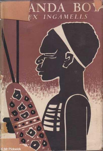 Aranda Boy: An Aboriginal Story: Ingamells, Rex