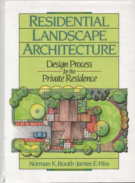 Residential Landscape Architecture Design Process For The Private Residence Booth Hiss Norman