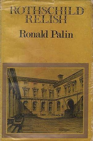 Rothschild Relish: Palin, Ronald