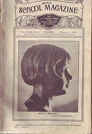 The School Magazine: February-November 1933: Various
