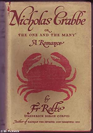 Nicholas Crabbe or The One and the Many: Fr. Rolfe