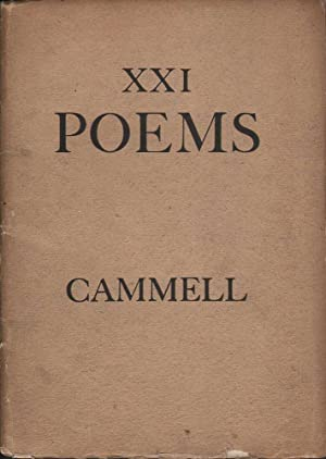 XXI Poems: Cammell, Charles Richard