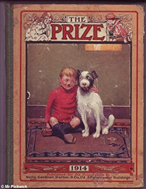 The Prize for Girls and Boys 1914 ed.: Various