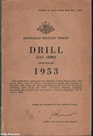 Drill All Arms Australia: Various