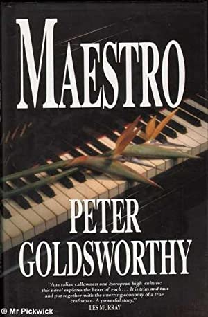 Maestro (Hard + DJ): Goldsworthy, Peter
