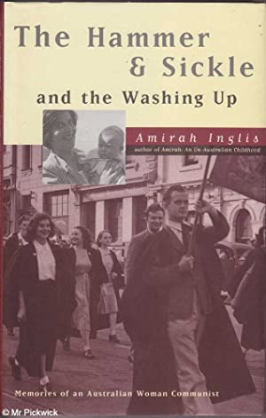 The hammer & sickle and the washing: Inglis, Amirah