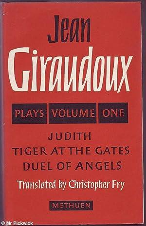 Plays: 2 Volumes: Giraudoux, Jean
