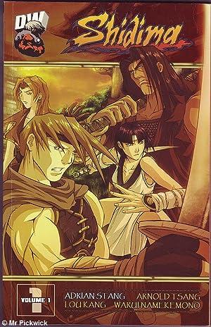 Shidima: Volume 1: Stang, Tsang, Kang & Namekemono, Adrian / Arnold / Lou / Warui