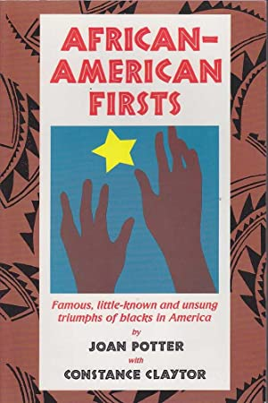 African-American firsts: Potter & Claytor,