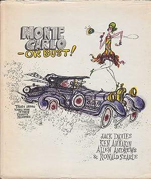 Monte Carlo or Bust!: Davies, Annakin, Andrews& Searle, Jack / Ken / Allen / Ronald
