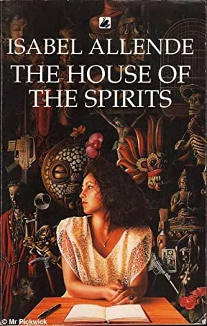 The house of spirits by isabel allende abebooks for House of spirits author