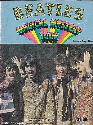 Beatles Magical Mystery Tour: Souvenir Song Album: Lennon & McCartney, John / Paul