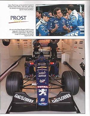Formula 1 99: The Grand Prix Season Formula one: Desnoues, Camus & Loubat, Jean-Michel / Patrick / ...