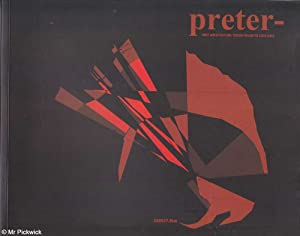 Preter: Architecture Thesis Projects 2002-2003
