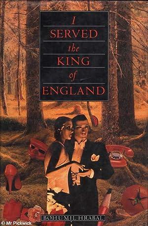 I Served the King of England: Hrabal, Bohumil
